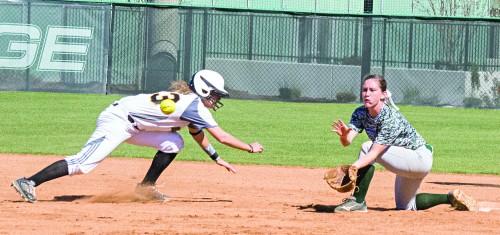 softball catch